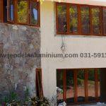 jendela casement villa club bunga malang