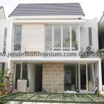aluminium kaca rumah surabaya
