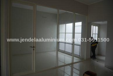 pintu aluminium surabaya barat