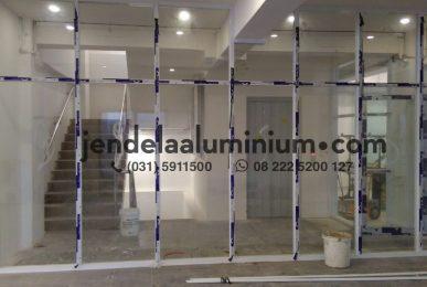 partisi aluminium kantor surabaya