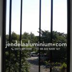 jendela sliding rumah surabaya barat